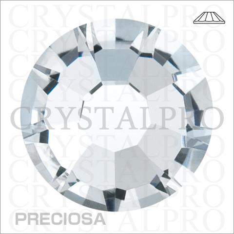プレシオサ フラットバック/ホットフィックス クリスタル