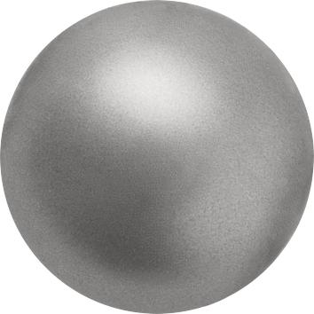 プレシオサ Round Pearl 1H 4 dark grey