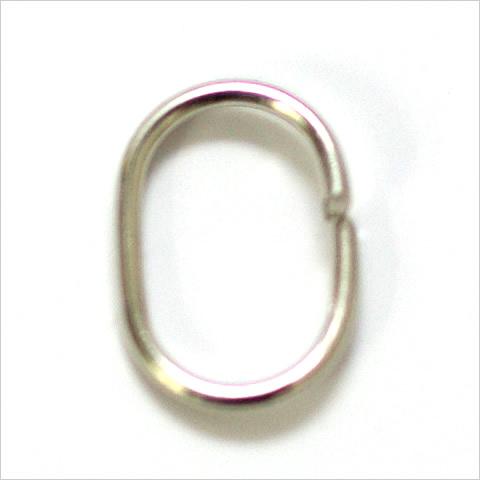 ストラス用金具 ステンカン 10×5mm 楕円