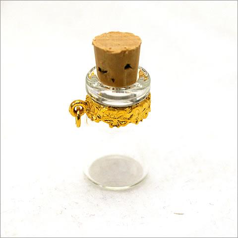ミニボトル ゴールド