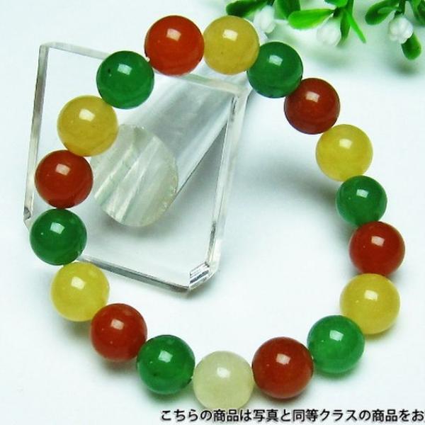 福禄寿ブレスレット10mm[H65-2]