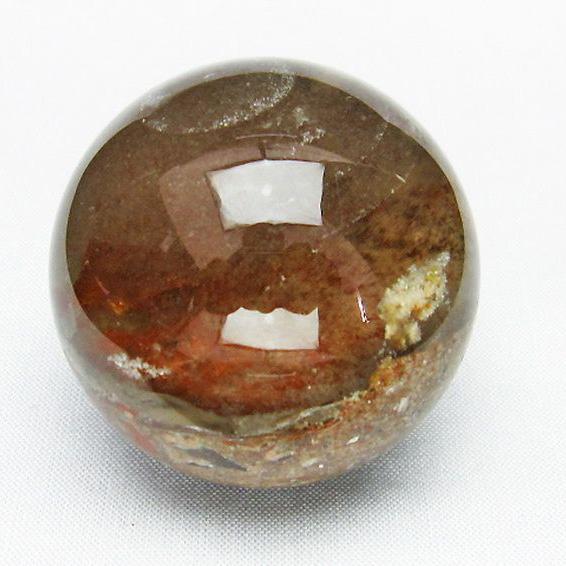 ガーデン水晶 丸玉 47mm [T100-4140]