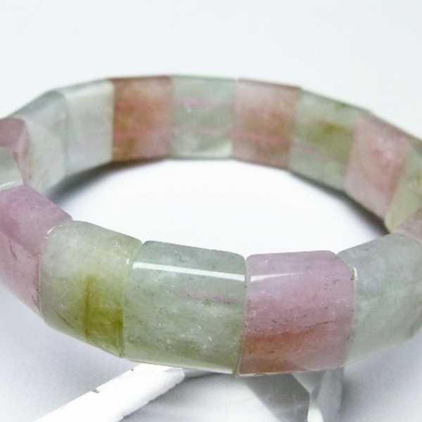 MIXベリルバングル 緑柱石[T150-1589]
