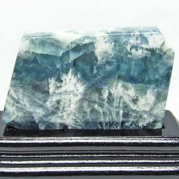エンジェルフェザー フローライト 原石[T41-528]