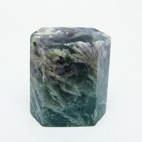 エンジェルフェザー フローライト 原石[T41-868]