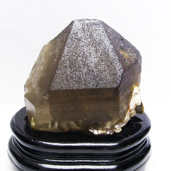 雲母入り ライトニング水晶 原石[T501-4069]