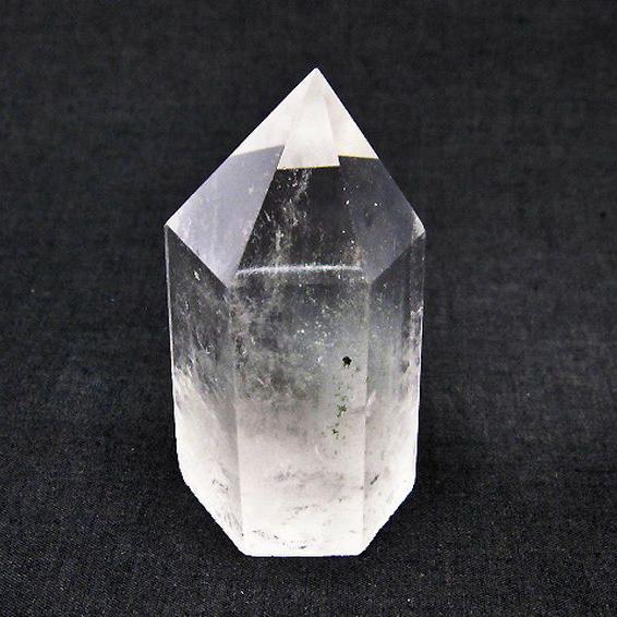 ガーデン水晶 六角柱[T577-3775]