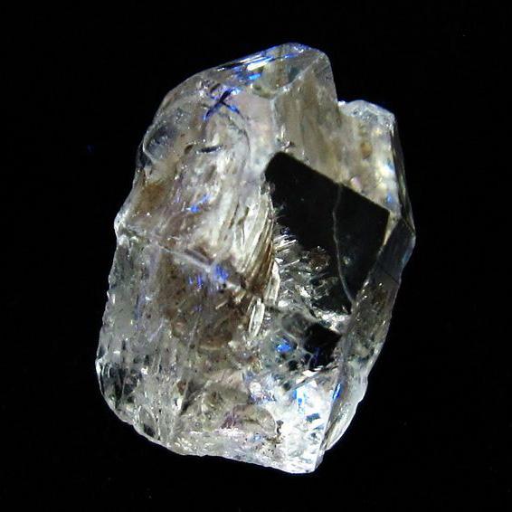 オイルクォーツ (石油入り 水晶) パキスタン産 [T596-2372]