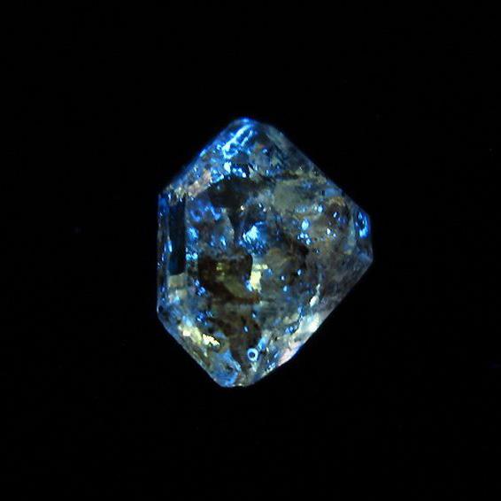 オイルクォーツ (石油入り 水晶) パキスタン産 [T596-3249]