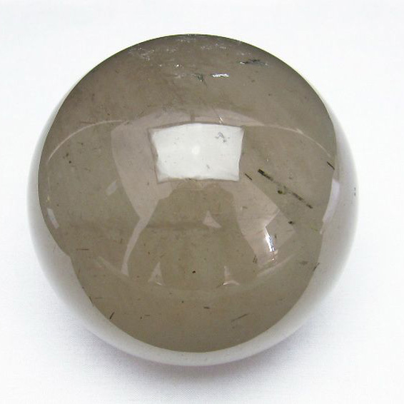 1.6Kg トルマリンルチル 丸玉 103mm [T62-13586]