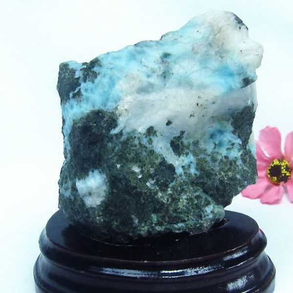 ラリマー 原石[T672-198]