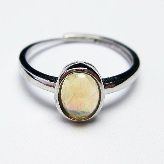 プレシャスオパール 指輪 (20号)[T674-2314]