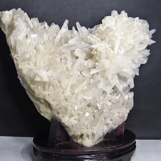画像現物/45.2Kg レムリアンシード水晶クラスター crystal [T695-2016]