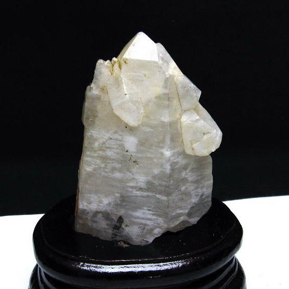 雲母入り ヒマラヤ水晶 原石[T704-1072]