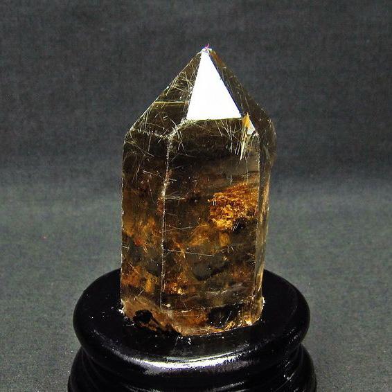 金針ルチル水晶 原石[T725-1825]