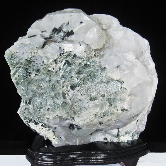 40.1Kg ブラックトルマリン 原石同梱不可[T726-674]
