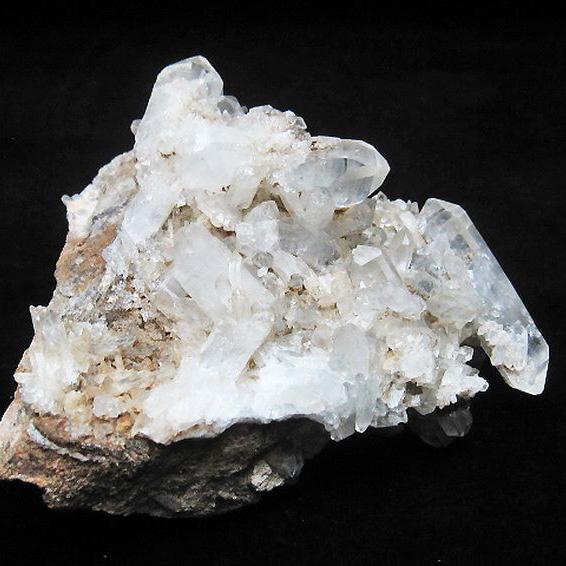 ヒマラヤ水晶 クラスター[T738-759]