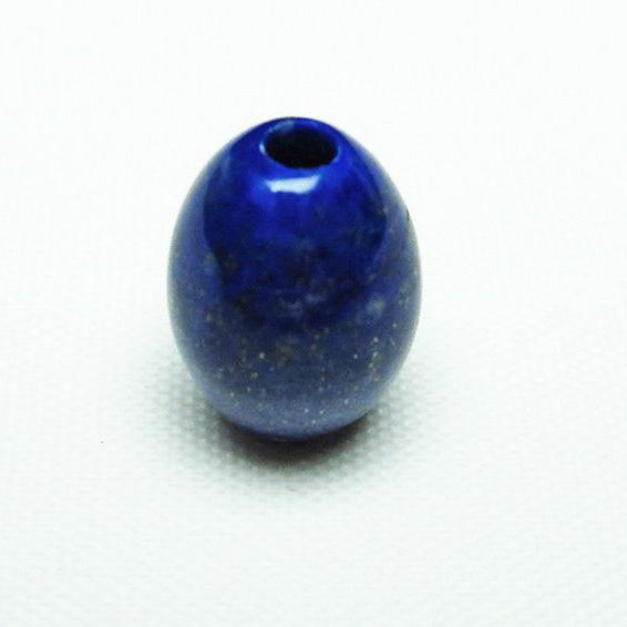 ラピスラズリ 円柱形 ビーズ[T74-2996]