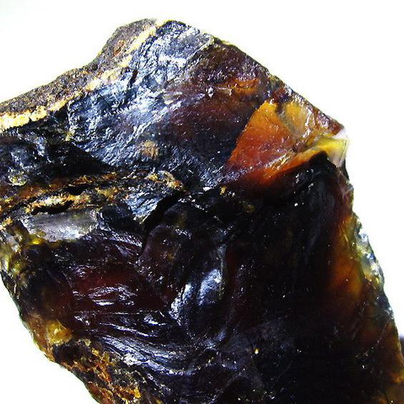ブルーアンバー 原石[T800-1515]