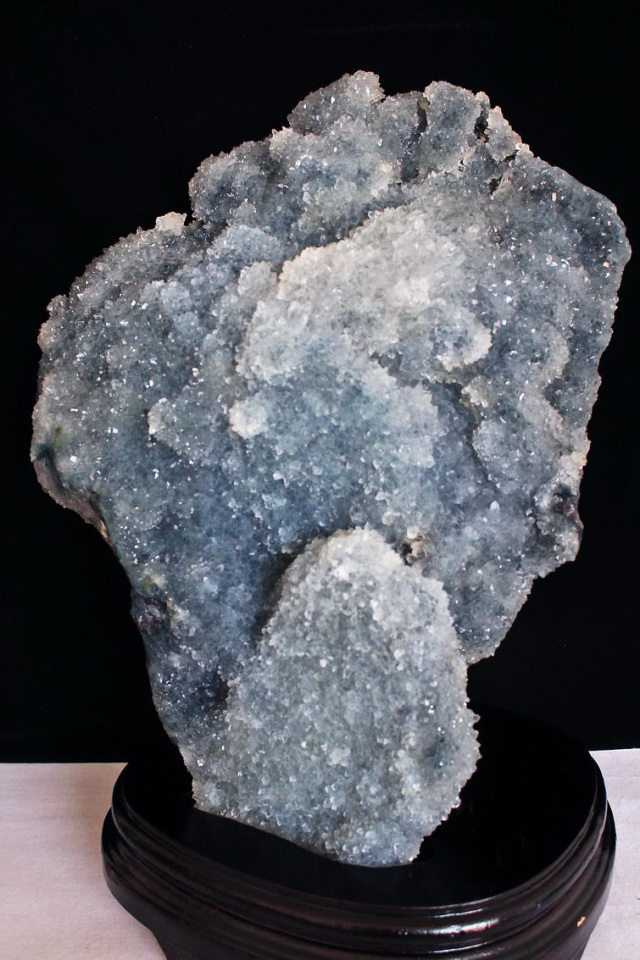 14.3Kg 水晶 原石 同梱不可 [T800-699]