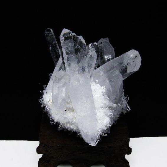 クリスタル 水晶クラスター [T802-3527]