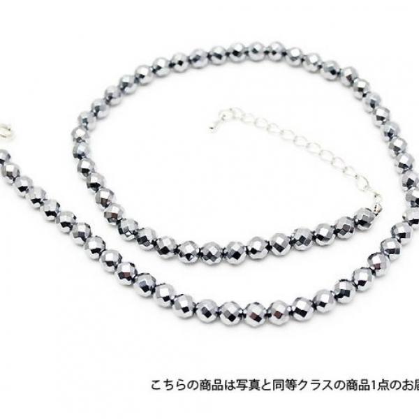 テラヘルツ鉱石 ネックレス6mm