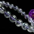 ブ ルーストロベリークォーツ水晶 ブレスレット 11mm [K1-2308]