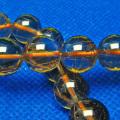 金針ルチル水晶 ブレスレット 12mm [L9-1178]