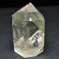 グリーンファントム水晶 六角柱[T223-870]