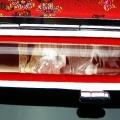 ルチル水晶 中彫り 龍 印材 12mm ※別途料金で篆刻可能[T45-77]