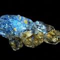 オイルイン ハーキマーダイヤモンド (石油入り ハーキマーダイヤモンド) パキスタン産 [T596-2451]