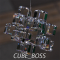 サンキャッチャー:CUBE_BOSS