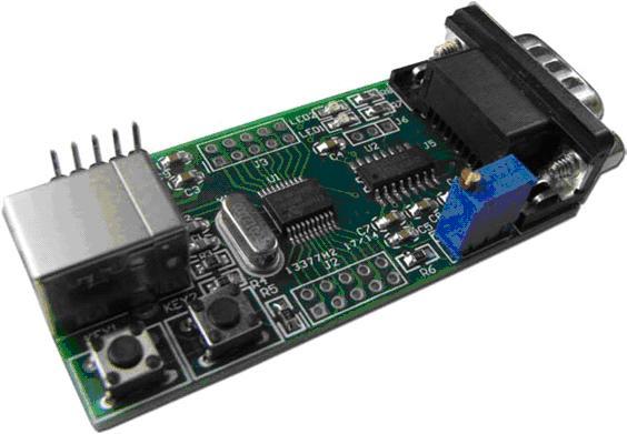 USB PIC18F14K50開発ボード