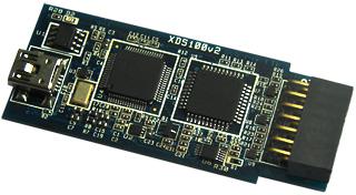 DSP+ARM+Cortex用のUSB JTAG(TI社ARM/DSP最適)