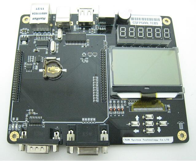CycloneII/IV用FPGA拡張ボード