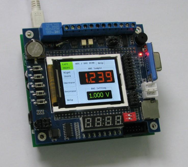 ARM+FPGA統合開発キット