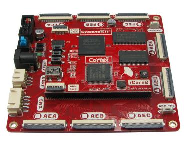 ARM+FPGA統合開発キットII