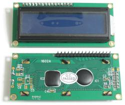 HD44780搭載キャラクタLCDモジュール