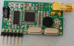 使いやすいUART微弱無線送受信モジュールHM-TR(RS232とTTL二種類)