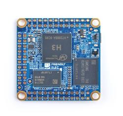 ARM/Cortex-A7・4コア H3開発ボードNanoPi NEO Core(512MB DDR3 RAM、8GB eMMC)