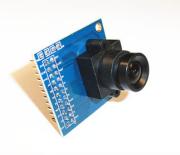OV7670カメラモジュール(30万画素、AL422 FIFO付き)