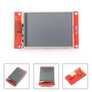 """タッチパネル付き2.8""""TFT液晶モジュール(2.8inch、SPIシリアル通信式)"""