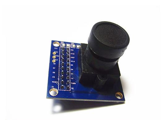CMOSカメラモジュール(OV2640、200万画素)