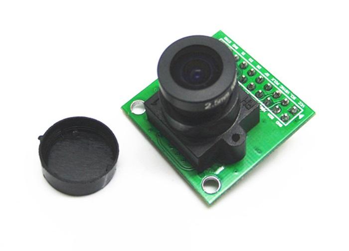 OV5642カメラモジュール(500万画素、JPEG出力可能)