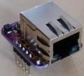LANモジュール:EasyNIC(ENC28J60搭載)