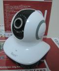 屋内用無線IP監視カメラ(百万画素ハイビジョン)