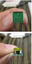 高精度デジタル圧力センサ(HP03S)