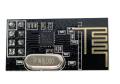 微弱無線送受信モジュールnRF24L01+(2.4GHz)【メール便可】