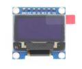 小型OLED液晶モジュール(0.96inch、SPIシリアル通信式)