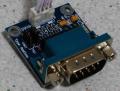 ARMボード用のRS232拡張基板